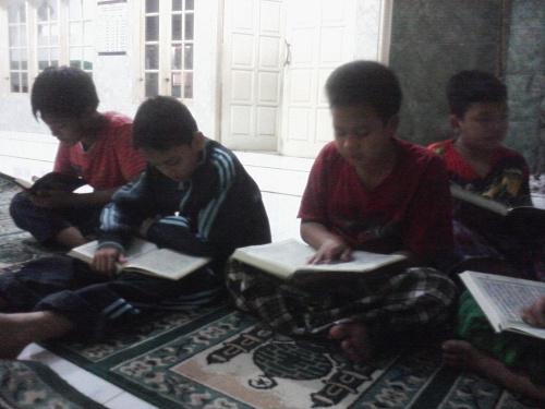 I'tikaf di masjid Al Islah